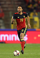 20170325 - Brussels, Belgium / Fifa WC 2018 Qualifying match : Belgium vs Greece / <br />Mousa DEMBELE<br />European Qualifiers / Qualifying Round Group H /  <br />Picture by Vincent Van Doornick / Isosport