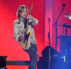 Artists perform during the 2018 iHeartCountry Festival. 05 May 2018 Pictured: Keith Urban. Photo credit: MBS/MEGA TheMegaAgency.com +1 888 505 6342