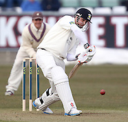 Durham County Cricket Club v Somerset County Cricket Club 100413