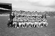 09/05/1965<br /> 05/09/1965<br /> 9 May 1965<br /> National Hurling League Semi-Final: Waterford v Tipperary at Croke Park, Dublin.<br /> The winning Tipperary team.