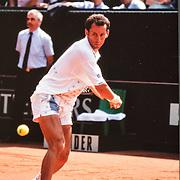 NLD/Hilversum/1990 - Tennistoernooi Melkhuisje 1990,