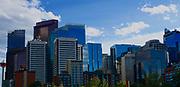 Calgary, Canada, downtown