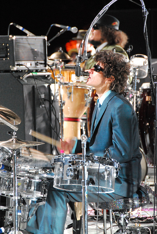 The Beastie Boys perform at Sasquatch Music Festival in Goerge, WA.