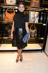 PIXIE GELDOF at a party hosted by Gucci & Clara Paget to drink a new cocktail 'I Bamboo You' held at Gucci, 34 Old Bond Street, London on 16th October 2013.
