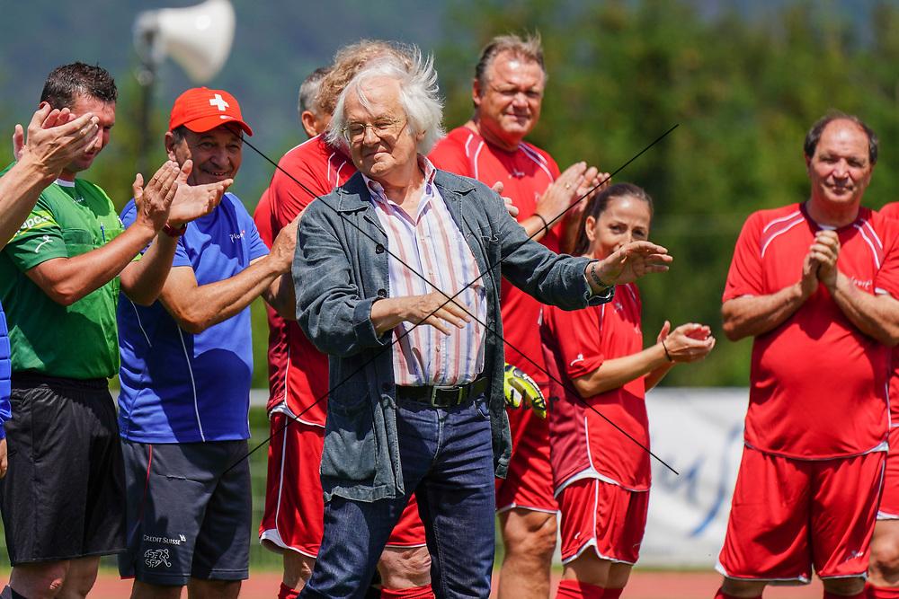 07.07.2019; Magglingen; Plusport-Tag;<br /> Trainer Gilbert Gresss (FC Nationalrat) <br /> (Andy Mueller/freshfocus)