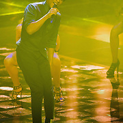 NLD/Hilversum/20151211 - 2e Liveshow The Voice of Holland, TVOH, Jared Grant