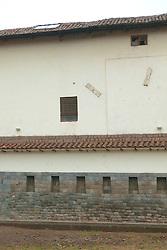 Old Inca Wall