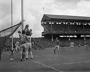 18/08/1968<br /> 08/18/1968<br /> 18 August 1968<br /> Down v Kildare at Croke Park, Dublin.