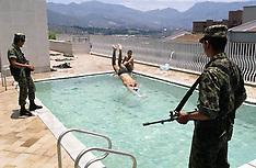 File photos - Pablo Escobar - Medellin Cartel - Colombia