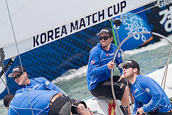Taylor Canfield during the semi finals at Korea Match Cup 2013. Gyeonggi Province, Korea. 2 June 2013 Photo: Subzero Images/AWMRT