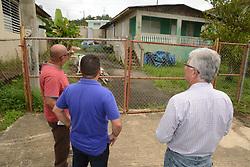 October 8, 2018 - SamaritanÃ•s Purse.Municipio de guaynabo..Foto Alex.figueroa@gfrmedia.com (Credit Image: © El Nuevo Dias via ZUMA Press)