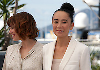 at the Cinefondation and Short Films Jury photo call at the 69th Cannes Film Festival Thursday 19th May 2016, Cannes, France. Photography: Doreen Kennedy
