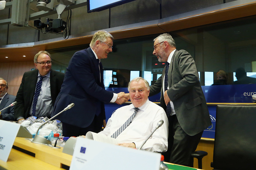 11 May 2017, 123rd Plenary Session of the European Committee of the Regions <br /> Belgium - Brussels - May 2017 <br /> <br /> JONKMAN Rob, Member of the Executive Council of Opsterland, Netherlands<br /> <br /> © European Union / Patrick Mascart