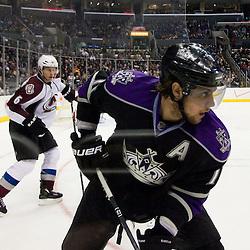 20110226: USA, Ice Hockey - NHL, Los Angeles Kings vs Colorado Avalanche