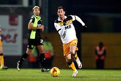 Chris Eagles of Port Vale - Mandatory by-line: Robbie Stephenson/JMP - 20/01/2017 - FOOTBALL - Vale Park - Stoke-on-Trent, England - Port Vale v Bury - Sky Bet League One
