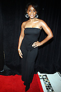 Anika Noni Rose at Ne-Yo's 30th Birthday Party held at Cipariani's on 42 Street on October 17, 2009 in New York City