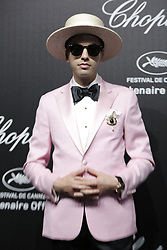 May 18, 2019 - Cannes, France - DJ Cassidy. ''Love'' party Chopard in Cannes 2019.. Pictures: Laurent Guerin / EliotPress Set ID: 600944....239424 2019-05-18  Cannes France. (Credit Image: © Laurent Guerin/Starface via ZUMA Press)