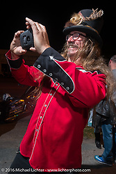 Bean're catching the action at a Bill Dodge / Bling's Cycles party during the Daytona Bike Week 75th Anniversary event. FL, USA. Wednesday March 9, 2016.  Photography ©2016 Michael Lichter.