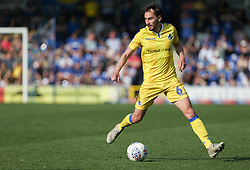 Ed Upson of Bristol Rovers on the ball - Mandatory by-line: Arron Gent/JMP - 19/04/2019 - FOOTBALL - Cherry Red Records Stadium - Kingston upon Thames, England - AFC Wimbledon v Bristol Rovers - Sky Bet League One
