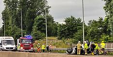 Road Traffic Accident, Cumbernauld, 14 July 2021