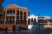 Mercat Vell, Sant Cugat del Valles, Barcelona, Catalonia, Spain