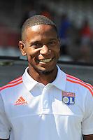 Claudio BEAUVUE - 22.08.2015 - Lyon / Rennes - 3eme journee de Ligue 1<br /> Photo : Jean Paul Thomas / Icon Sport
