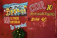 Revolutionary sign in Granma, Cuba.