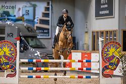 Vervoort Jorik, BEL, Qupido H<br /> Pavo Hengsten competitie - Oudsbergen 2021<br /> © Hippo Foto - Dirk Caremans<br />  22/02/2021