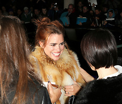 © Licensed to London News Pictures. Billie Piper attending the London Evening Standard Theatre Awards at the The Savoy Hotel in London, UK on 17 November 2013. Photo credit: Richard Goldschmidt/PiQtured/LNP