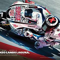 Jorge Lorenzo, Yamaha Factory Rider