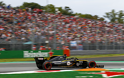August 31, 2018 - Monza, Italy - Motorsports: FIA Formula One World Championship 2018, Grand Prix of Italy, .#27 Nico Hulkenberg (GER, Renault Sport Formula One Team) (Credit Image: © Hoch Zwei via ZUMA Wire)