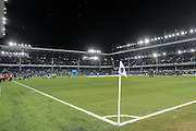 General view of Goodison park before the Barclays Premier League match between Everton and Newcastle United at Goodison Park, Liverpool, England on 3 February 2016. Photo by Mark P Doherty.
