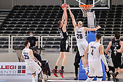 Ladurner Maximilian, Cusin Marco<br /> Aquila Trento - Fortitudo Lavoropiu Bologna<br /> Lega Basket Serie A 2020/21<br /> Trento, 31/01/2021<br /> Foto Sergio Mazza / Ciamillo-Castoria
