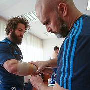 20160308 Rugby : Allenamento nazionale italiana