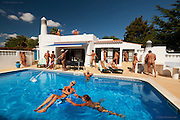 Nominated in 10th (2017) International Colour Awards (Advertising category) <br /> <br /> SUN28 Shot Up North Awards winning entry (2016)<br /> <br /> A commissioned shoot for Villa Oleanders naturist villa in Portugal. I photographed just 4 people several times in different scenarios and then pieced a selection of them together in PhotoShop to create a semi humorous montage for publicity purposes.
