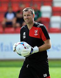 Steve Book - Mandatory by-line: Neil Brookman/JMP - 25/07/2015 - SPORT - FOOTBALL - Cheltenham Town,England - Whaddon Road - Cheltenham Town v Bristol Rovers - Pre-Season Friendly