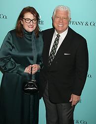 April 19, 2017 - New York, New York, U.S. - Harper's Bazaar Editor In Chief GLENDA BAILEY and designer DENNIS BASSO attend the Tiffany & Co. and Harper's Bazaar 150th Anniversary Event held at the Rainbow Room. (Credit Image: © Nancy Kaszerman via ZUMA Wire)