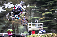 #211 (EVANS Kyle) GBR at Round 6 of the 2018 UCI BMX Superscross World Cup in Zolder, Belgium