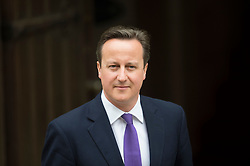 Prime Minister David Cameron at the Leveson Inquiry in London, Thursday, 14th June 2012.  Photo by: i-Images
