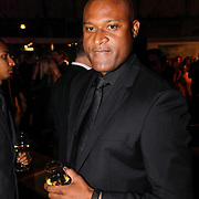 NLD/Amsterdam/20121013- LAF Fair 2012 VIP Night, Winston Bogarde