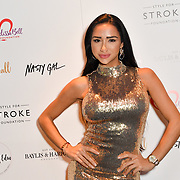 Natasha Grano attends gala dinner and concert to raise money and awareness for the Melissa Bell Foundation and Style For Stroke Foundation.