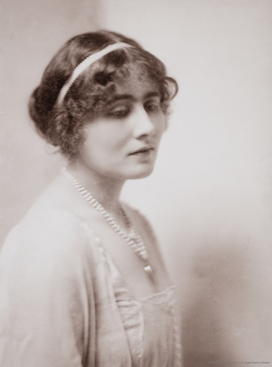 Lady Rosemary Millicent Ward(née Leveson-Gower), England, UK, 1920