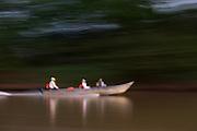Tourists<br /> Northern Pantanal<br /> Mato Grosso<br /> Brazil