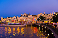 USA-Florida-Disney World-Board Walk