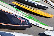 Stand Up Paddle Boards on the Beach in Dana Point