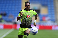 Gareth McCleary of Reading in action. EFL Skybet championship match, Cardiff city v Reading at the Cardiff city stadium in Cardiff, South Wales on Saturday 27th August 2016.<br /> pic by Andrew Orchard, Andrew Orchard sports photography.