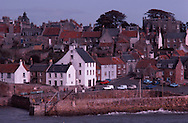 Houses near Quay