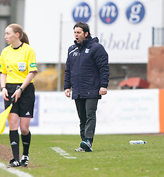 Paul Hartley.<br /> Dundee 0 v 1 Falkirk, Scottish Championship game played today at Dundee's Dens Park.<br /> © Michael Schofield.
