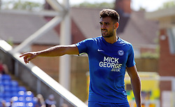 Ryan Tafazolli of Peterborough United - Mandatory by-line: Joe Dent/JMP - 28/07/2018 - FOOTBALL - ABAX Stadium - Peterborough, England - Peterborough United v Bolton Wanderers - Pre-season friendly