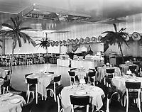 1937 Interior of Cafe Trocadero